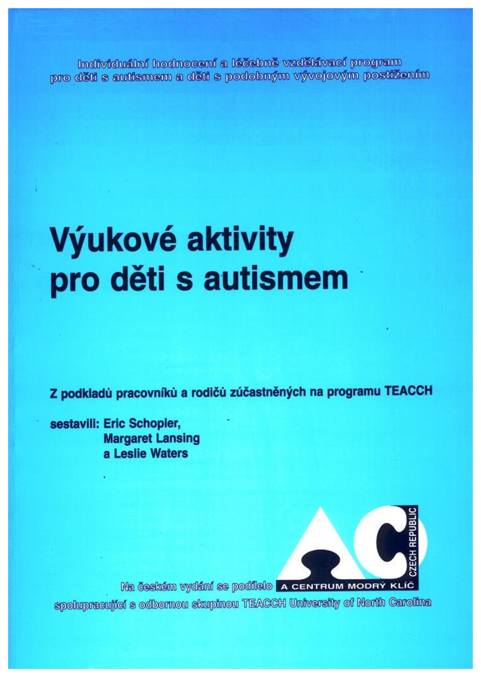 Výukové aktivity pro děti s autismem