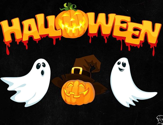 Halloweenská párty pro naše klienty